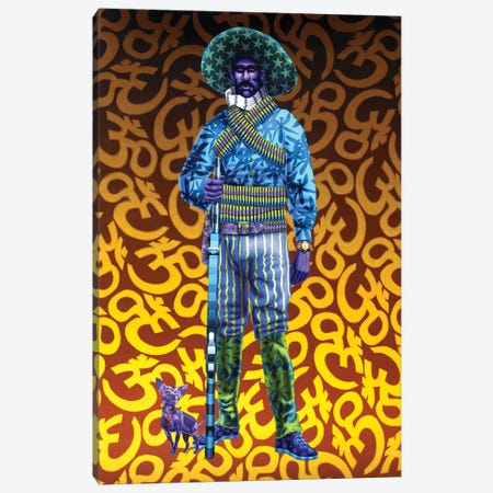 Rolex Revolutionary Canvas Print #HLL22} by Stephen Hall Canvas Artwork
