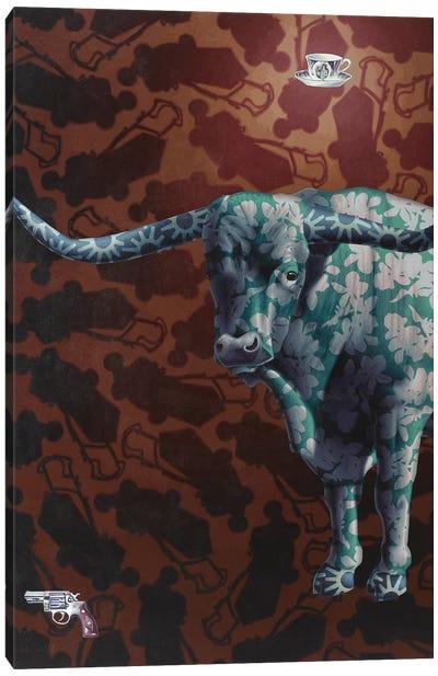 Rumble Canvas Art Print