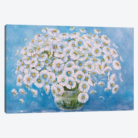 Morning Canvas Print #HLS14} by Helena Lose Canvas Print