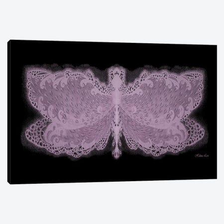 Pink Serenade Canvas Print #HLS29} by Helena Lose Canvas Print