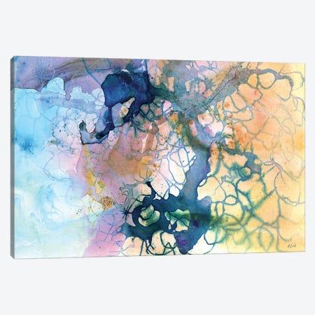 Webs Canvas Print #HLU108} by Hodaya Louis Canvas Art Print