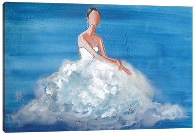 Wedding Day Canvas Art Print