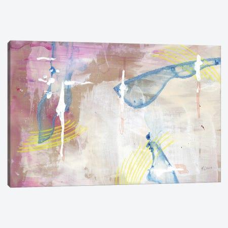 Birth Canvas Print #HLU10} by Hodaya Louis Canvas Wall Art