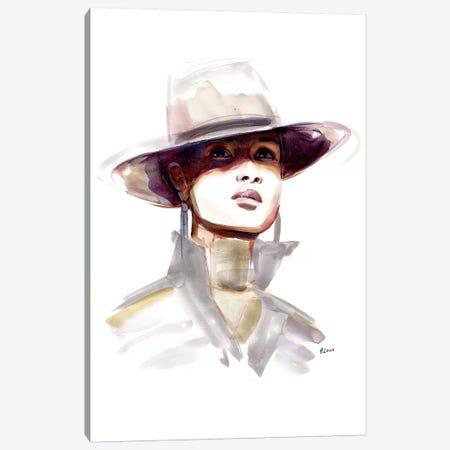 Westen Spirit Canvas Print #HLU110} by Hodaya Louis Canvas Artwork