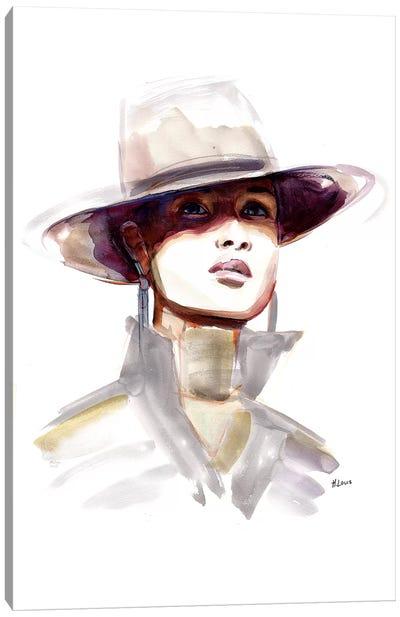 Westen Spirit Canvas Art Print