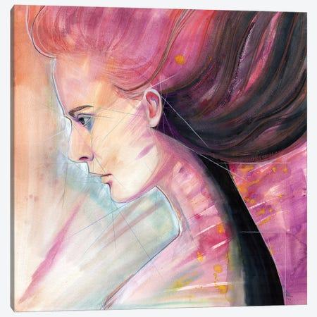 Wonderland Canvas Print #HLU112} by Hodaya Louis Canvas Wall Art
