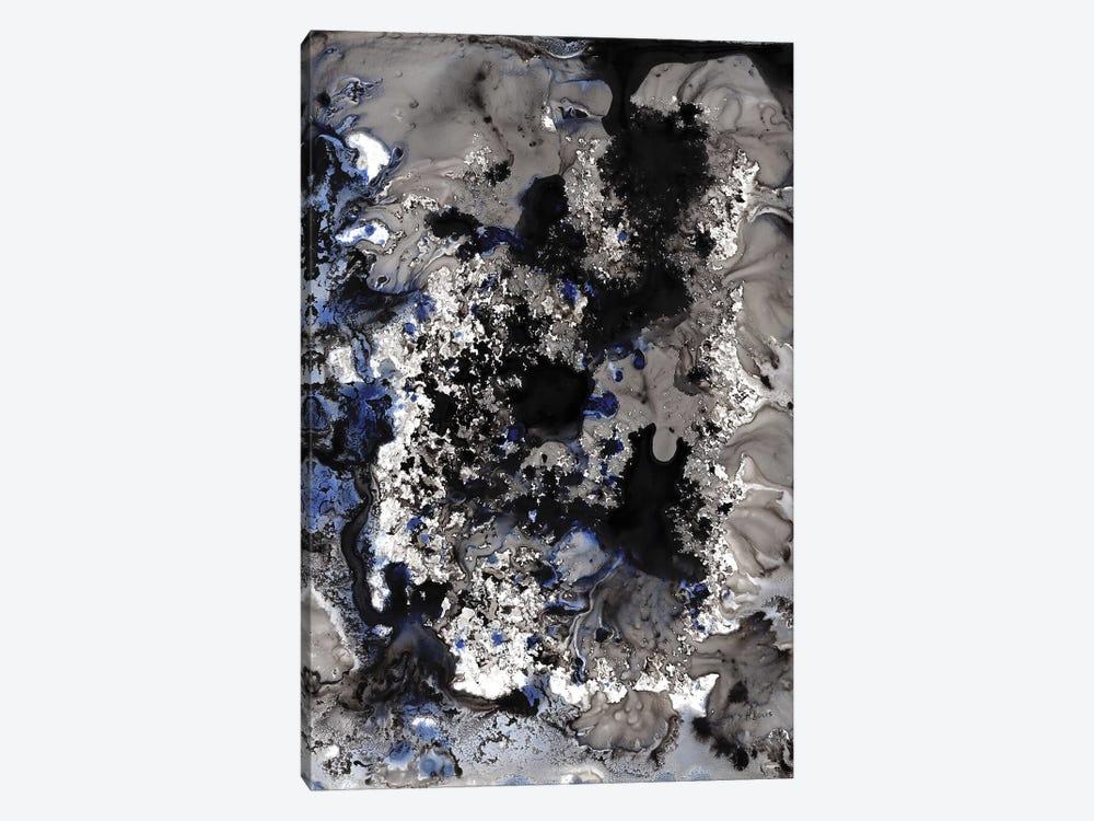 Blue Marble by Hodaya Louis 1-piece Canvas Print