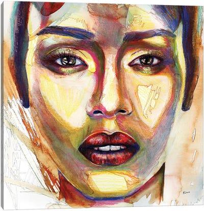 Addis Canvas Art Print