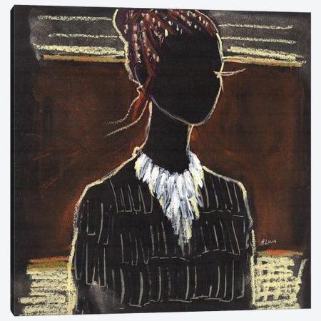 Africa Canvas Print #HLU2} by Hodaya Louis Canvas Art