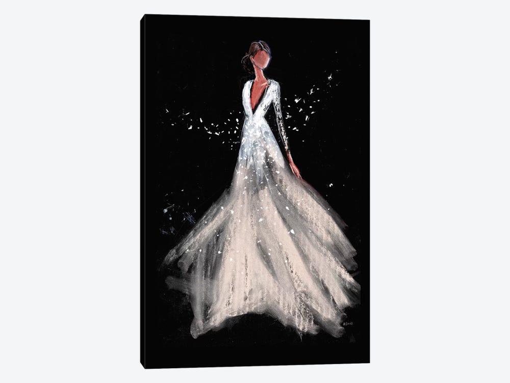 Dreamy Night by Hodaya Louis 1-piece Canvas Artwork