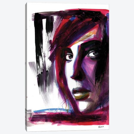 Agnes Canvas Print #HLU3} by Hodaya Louis Canvas Art