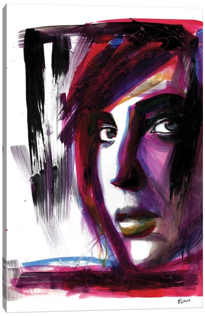 Agnes Canvas Art Print