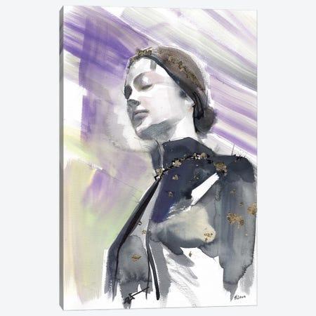 Heavenly Bodies Canvas Print #HLU44} by Hodaya Louis Canvas Wall Art