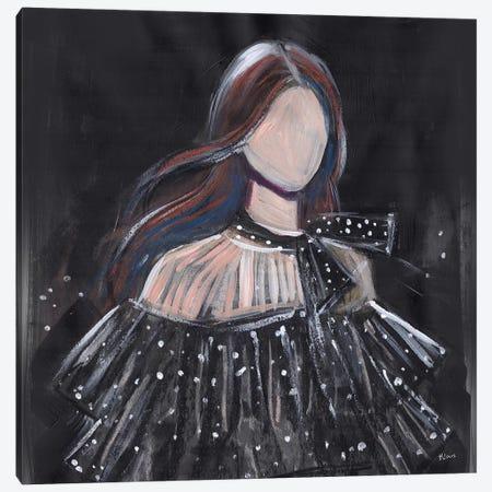Katia Canvas Print #HLU53} by Hodaya Louis Canvas Wall Art