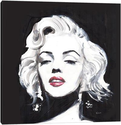 Miss Monroe Canvas Art Print