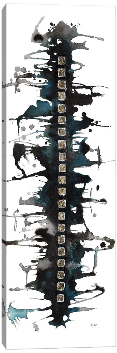 Spine Canvas Art Print