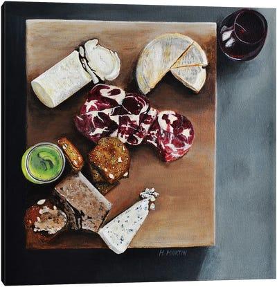 Cheese Please Canvas Art Print