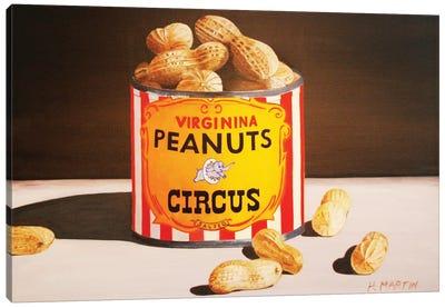 Circus Peanuts Canvas Art Print
