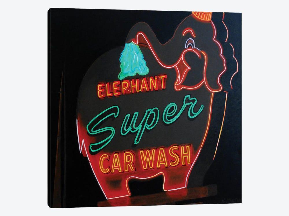 Super Wash by Heidi Martin 1-piece Canvas Wall Art