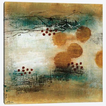Drifting Current I Canvas Print #HMC10} by Heather McAlpine Canvas Print