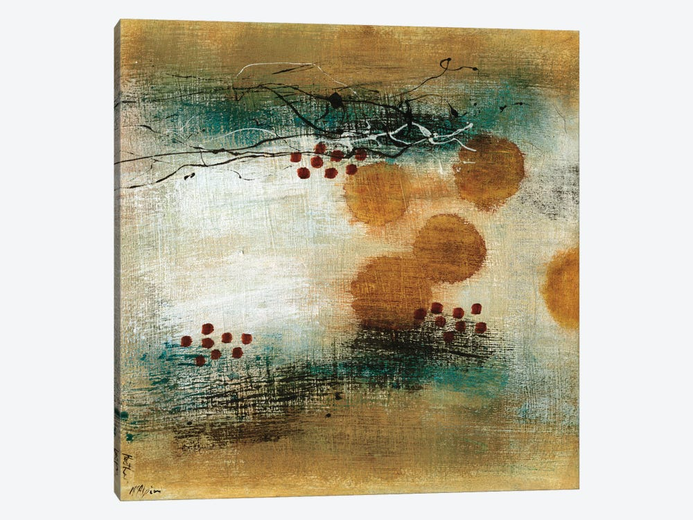 Drifting Current I by Heather McAlpine 1-piece Canvas Artwork