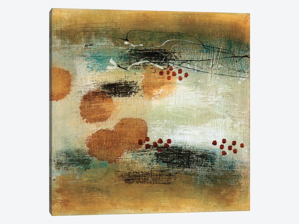 Drifting Current II by Heather McAlpine 1-piece Canvas Art Print