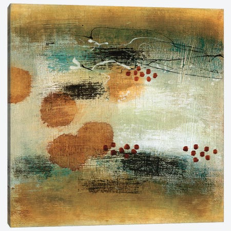 Drifting Current II Canvas Print #HMC11} by Heather McAlpine Canvas Print