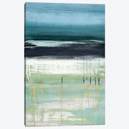 Sea And Sky I Canvas Print #HMC16} by Heather McAlpine Canvas Art