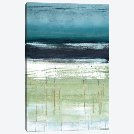 Sea And Sky II Canvas Print #HMC17} by Heather McAlpine Canvas Wall Art