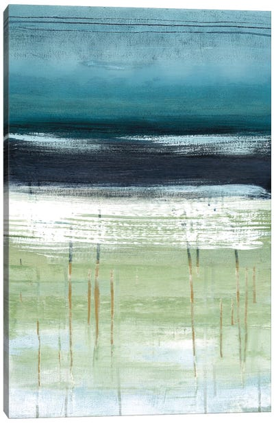 Sea And Sky II Canvas Art Print