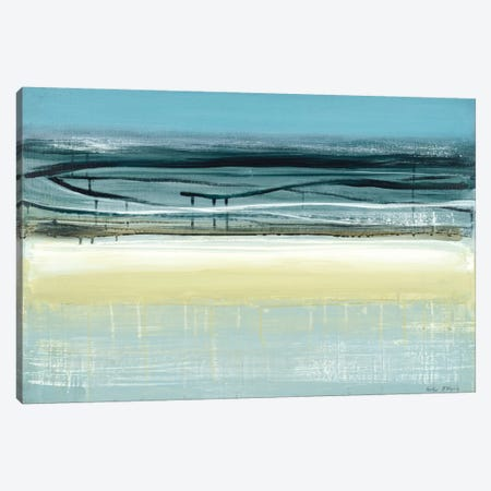 Seascape Canvas Print #HMC18} by Heather McAlpine Art Print