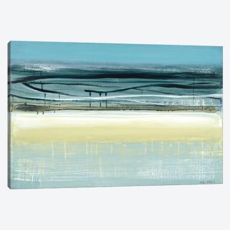 Seascape Canvas Print #HMC18} by Heather McAlpine Art Print