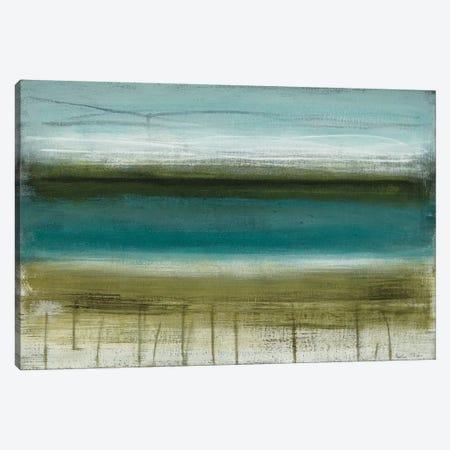 Shoreline Horizons Canvas Print #HMC21} by Heather McAlpine Canvas Artwork