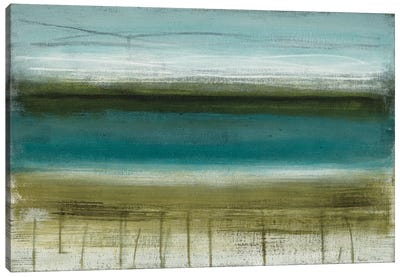 Shoreline Horizons Canvas Art Print