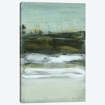 Coastline I Canvas Print #HMC24} by Heather McAlpine Art Print