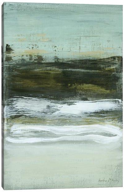 Coastline I Canvas Art Print