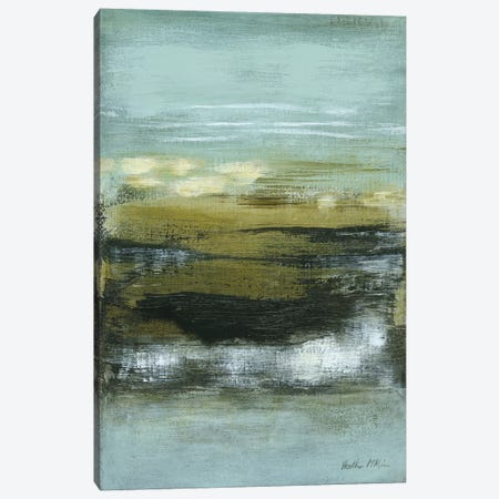 Coastline II Canvas Print #HMC25} by Heather McAlpine Art Print