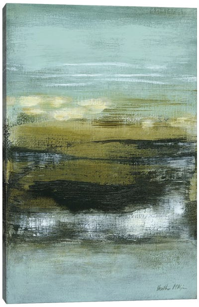 Coastline II Canvas Art Print