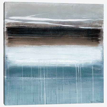 Landscape Memory I Canvas Print #HMC26} by Heather McAlpine Canvas Art Print