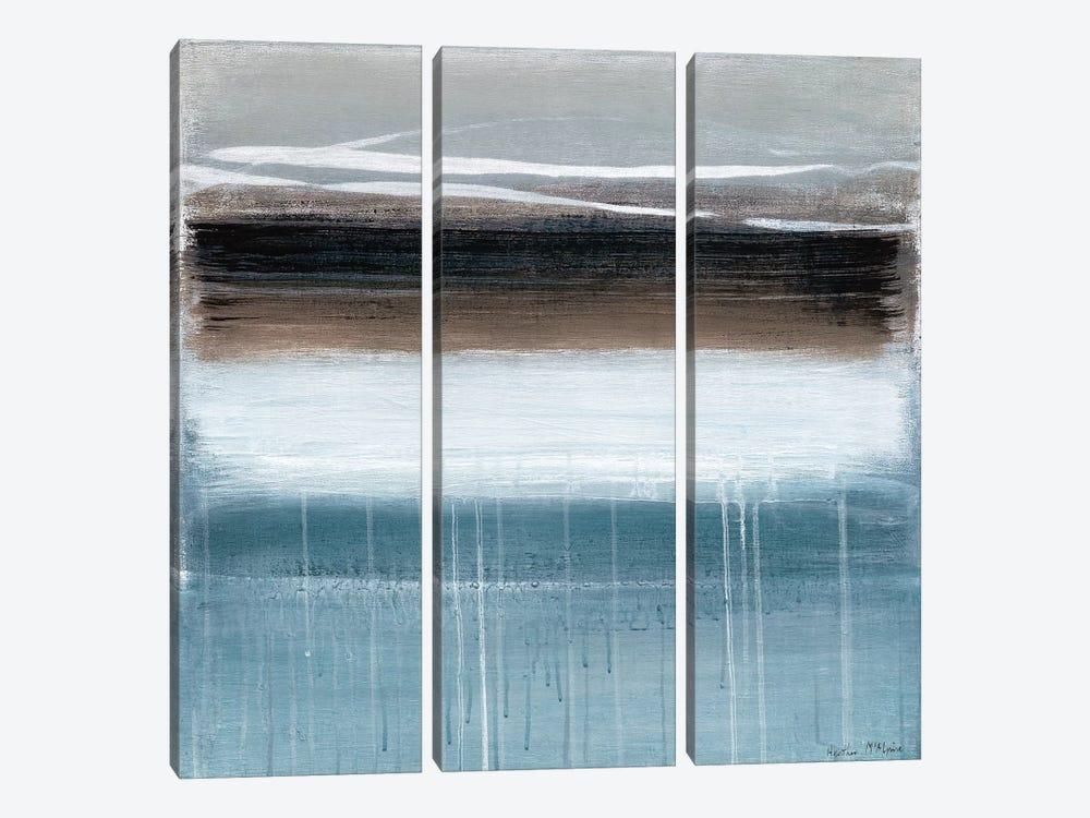 Landscape Memory I by Heather McAlpine 3-piece Canvas Print