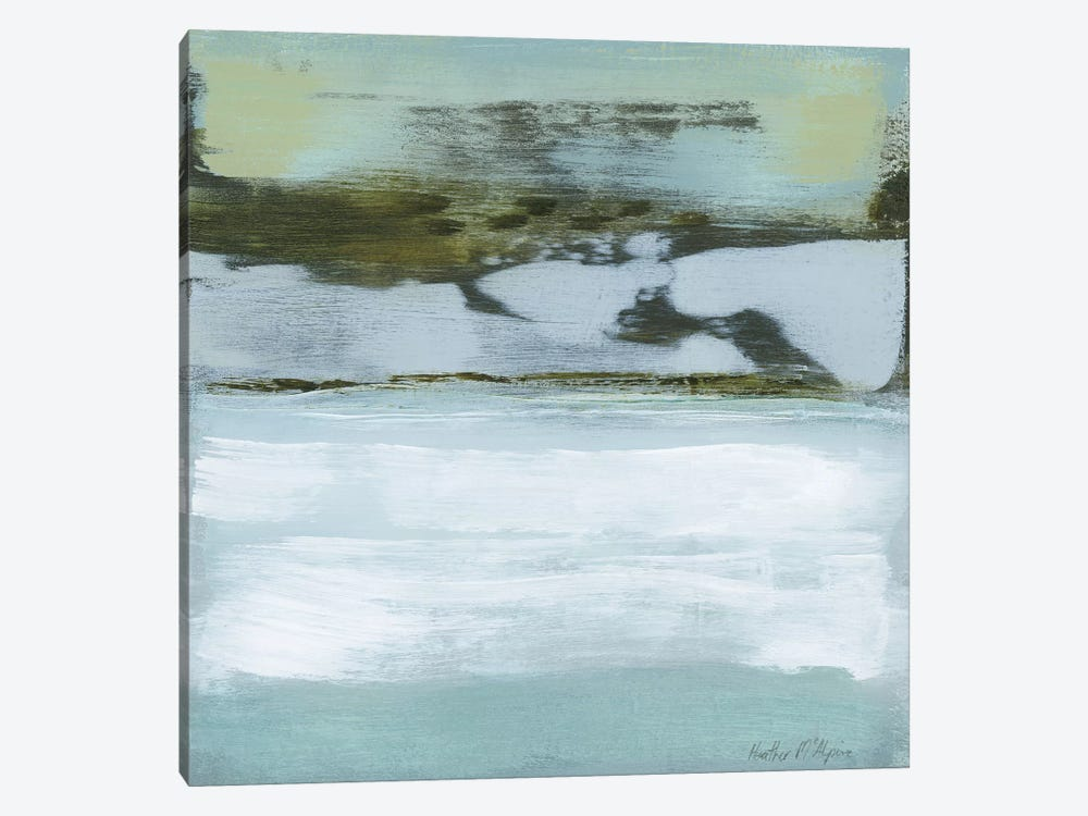 Ocean's Edge by Heather McAlpine 1-piece Canvas Artwork