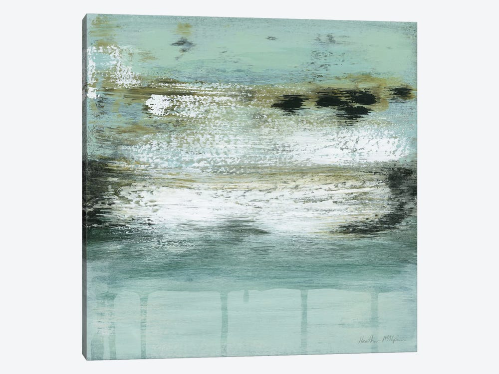 Ocean's Fizz by Heather McAlpine 1-piece Art Print