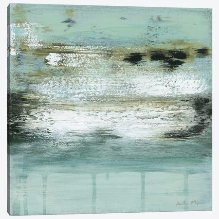 Ocean's Fizz Canvas Print #HMC28} by Heather McAlpine Canvas Artwork