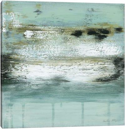 Ocean's Fizz Canvas Art Print