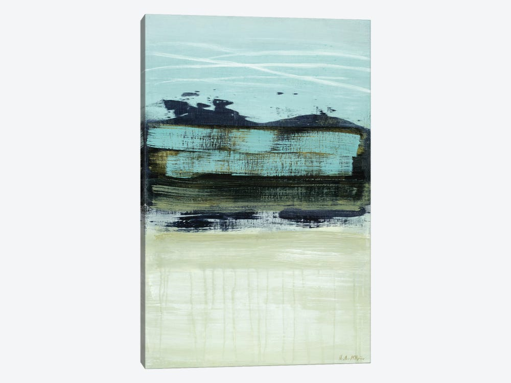 Sea Breeze by Heather McAlpine 1-piece Canvas Artwork