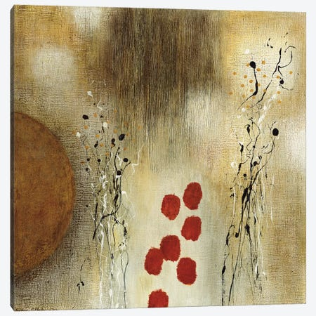 Autumn Moon I Canvas Print #HMC2} by Heather McAlpine Canvas Wall Art