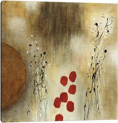 Autumn Moon I Canvas Art Print