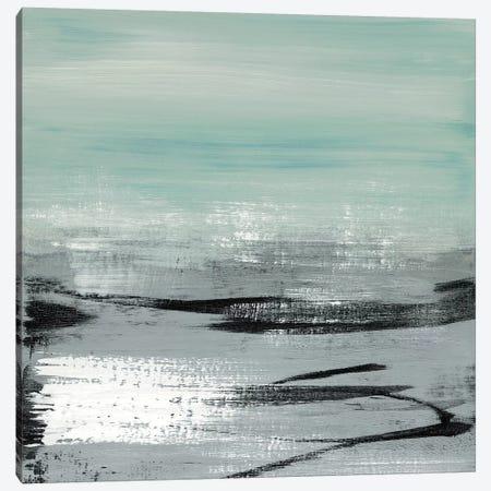 Beach I Canvas Print #HMC5} by Heather McAlpine Canvas Print