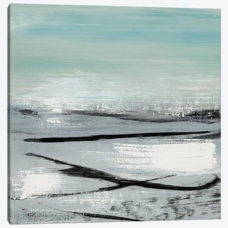 Beach II Canvas Print #HMC6} by Heather McAlpine Canvas Art Print