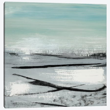 Beach II Canvas Print #HMC6} by Heather McAlpine Canvas Art Print